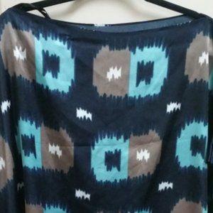 Haute Vertigo Paris Boxy Style Dress  1X-2X